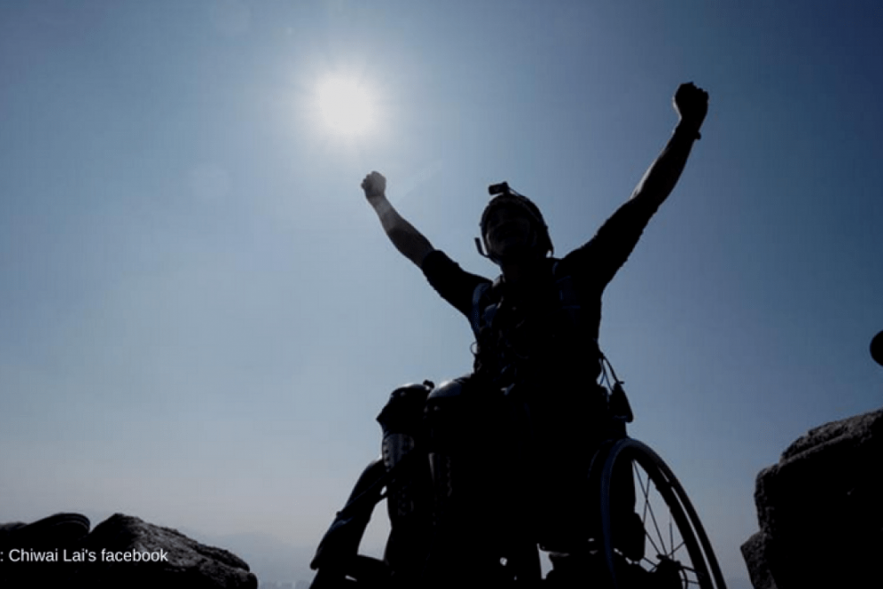 Chi Wai Lai: Climbing a Different Mountain – in Wheelchair