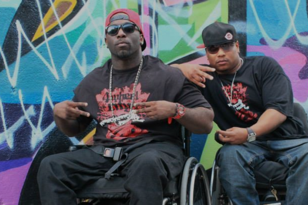 Rappers in Wheelchair