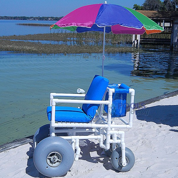 pvc wheelchair