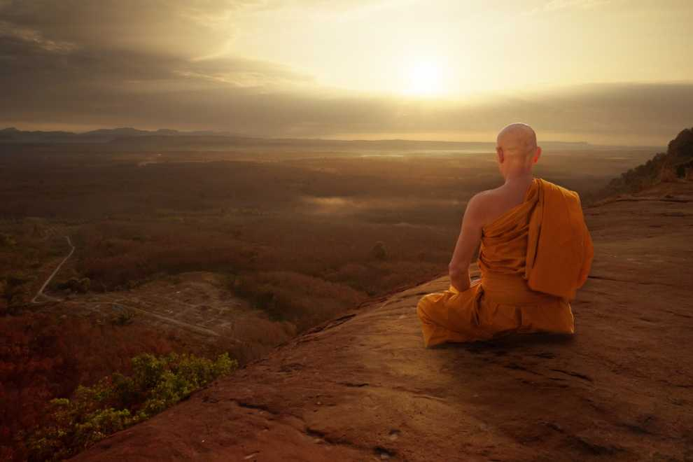 Meditation – Think it's just for monks?