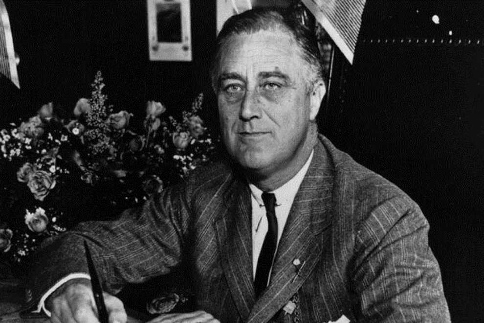 Franklin D. Roosevelt: The Strong Man In The Wheelchair