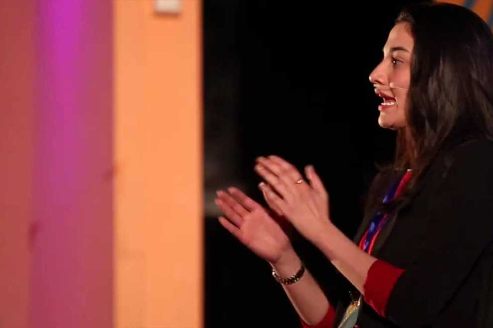 Muniba Mazari: the Iron Lady of Pakistan