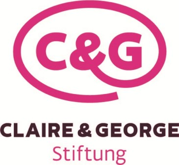 logo claire george stiftung