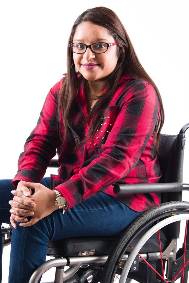 True Complexion - Ms Wheelchair Queen Malaysia