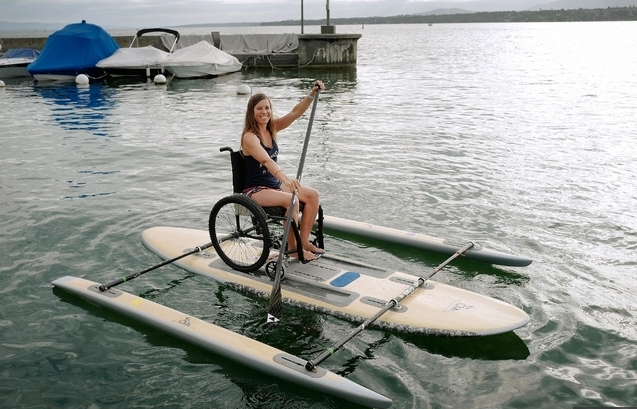 sup fauteuil roulant